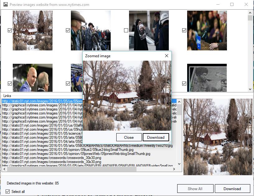Pampa Browser Screenshot 4
