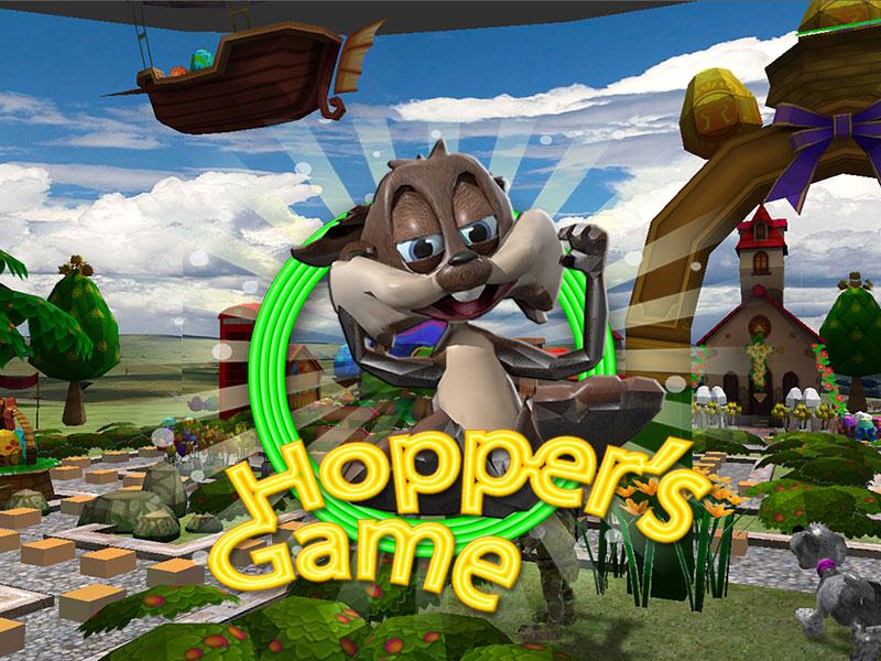 jalada Hopper's Game Screenshot