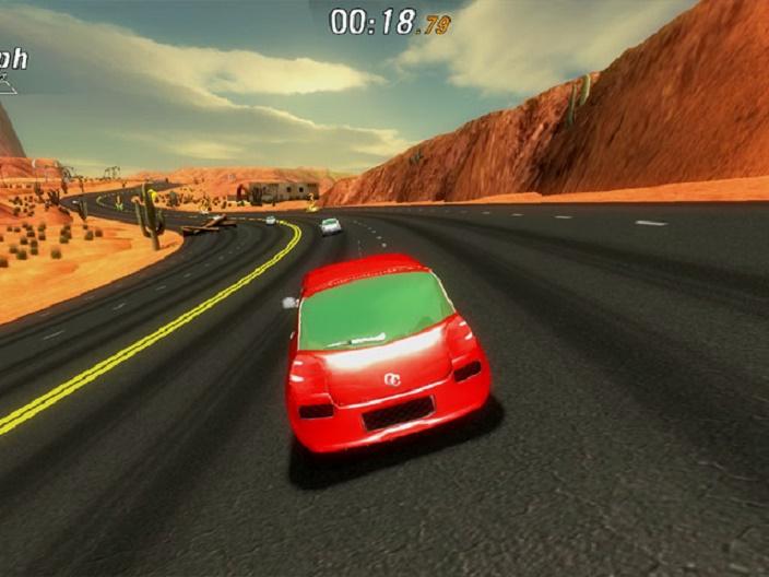 Crazy Cars Screenshot 2