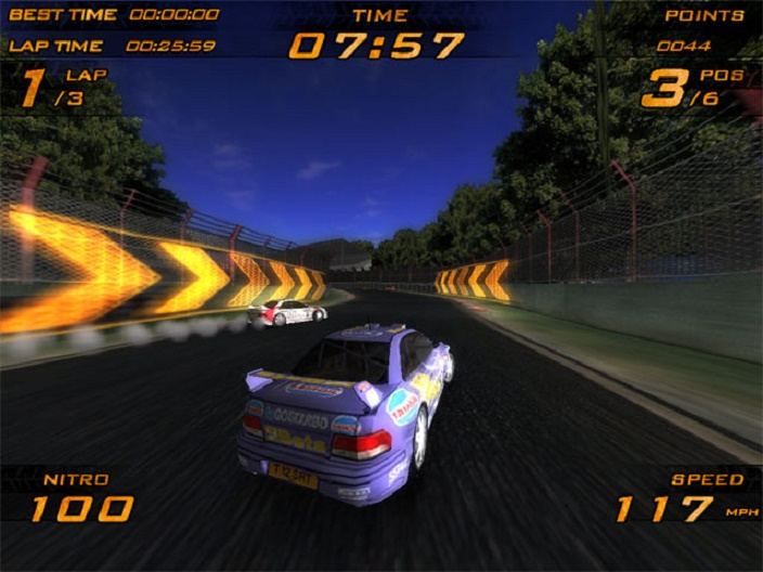 Nitro Racers Screenshot 3