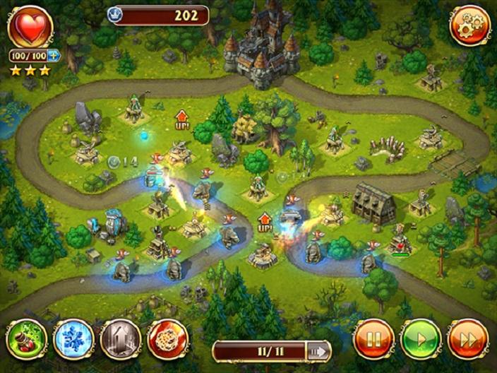 Toy Defense 3: Fantasy Screenshot