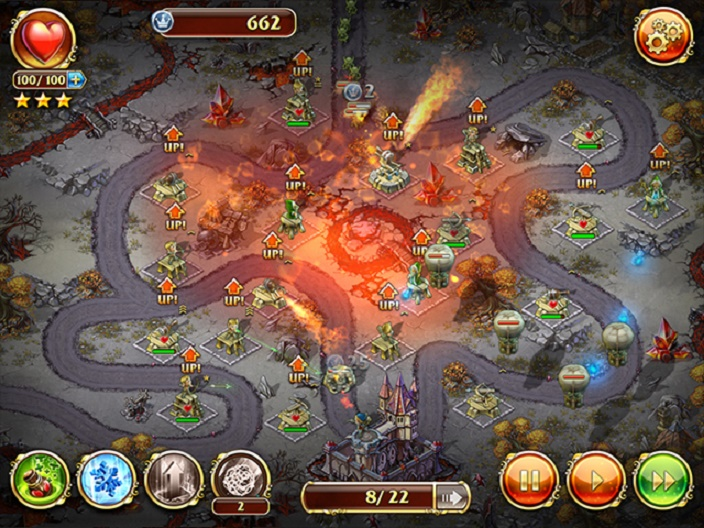 Toy Defense 3: Fantasy Screenshot 3