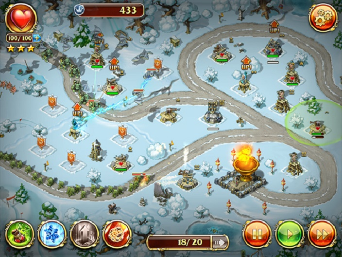 Toy Defense 3: Fantasy Screenshot 2