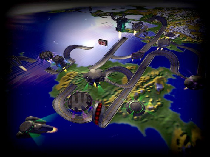 Star Racing Screenshot 1