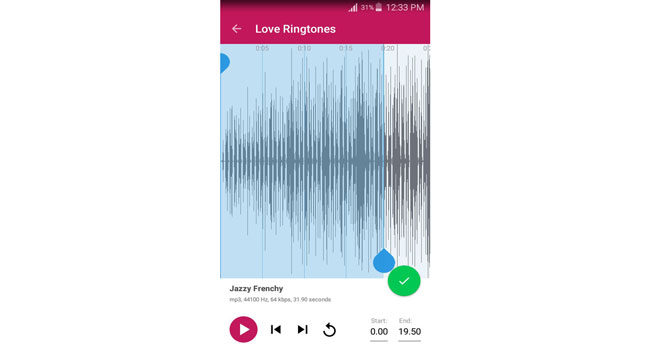 Love Ringtones Screenshot 5