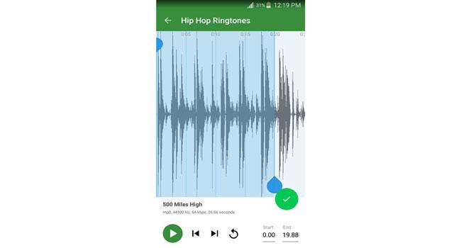 Hip Hop Ringtones Screenshot 5