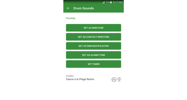 Drum Sounds Screenshot 2