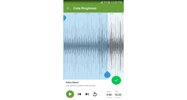 Cute Ringtones Screenshot 5