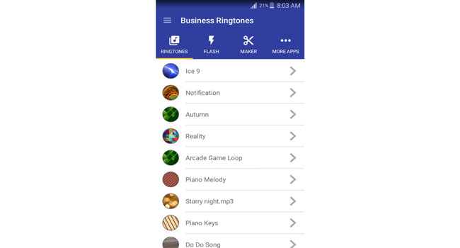 Business Ringtones Screenshot 3
