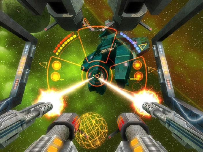 Star Warrior 2 – Defenders Screenshot