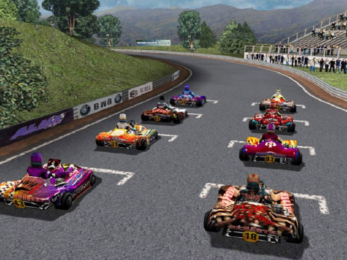 Open Karts Screenshot