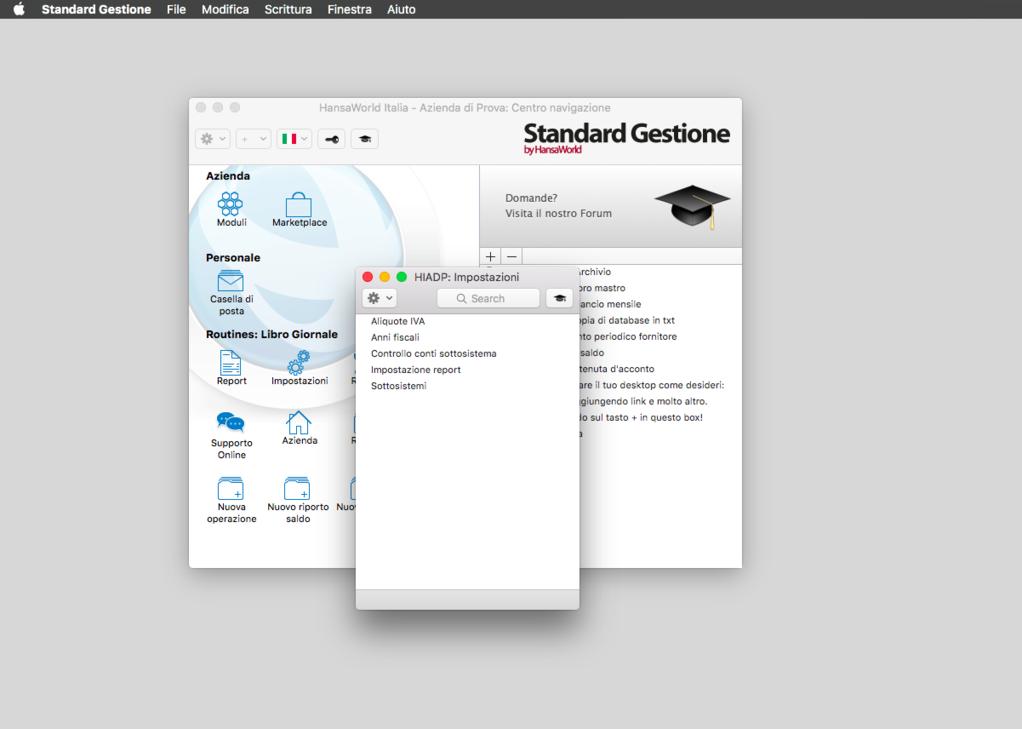 Standard Gestione Screenshot 10