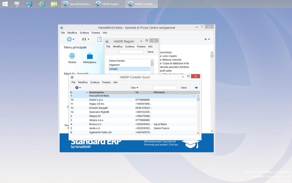 Standard Gestione Screenshot 2