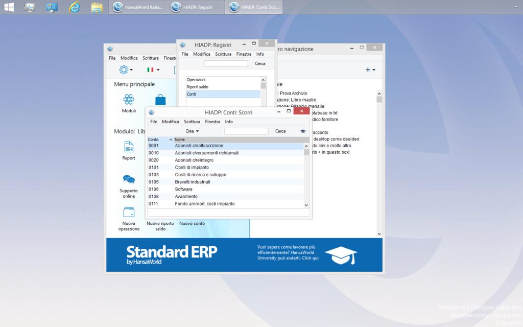 Standard Gestione Screenshot 3
