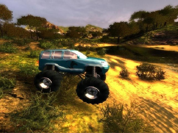 Big Truck Challenge 4×4 Screenshot 1