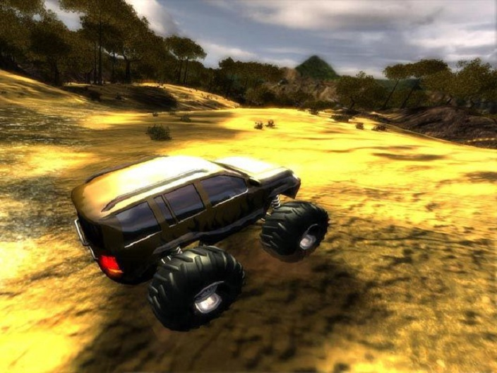 Big Truck Challenge 4×4 Screenshot 3