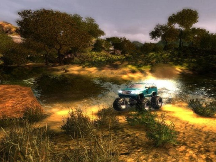 Big Truck Challenge 4×4 Screenshot 2