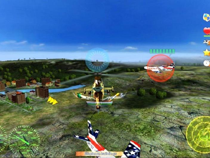 Helicopter Wars Screenshot 3