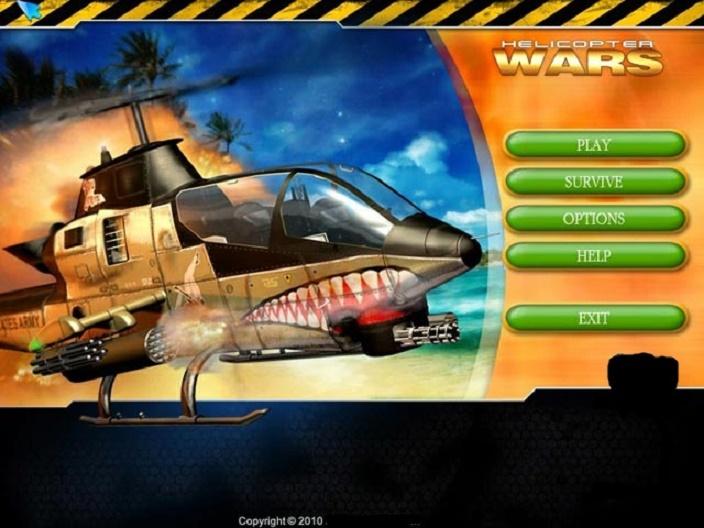 Helicopter Wars Screenshot 2