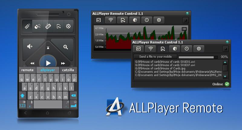 ALLPlayer Remote 1.3 Screenshot 2