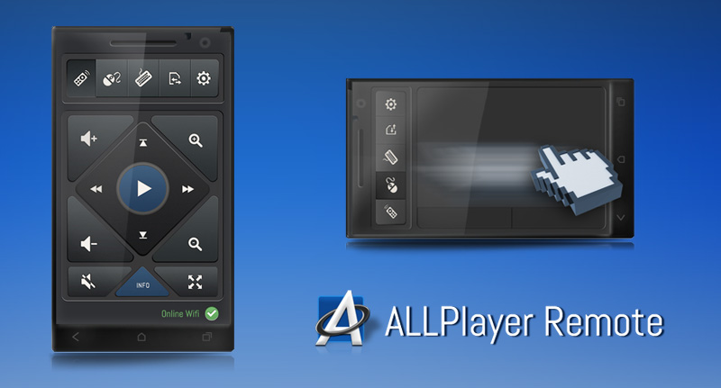 ALLPlayer Remote 1.3 Screenshot
