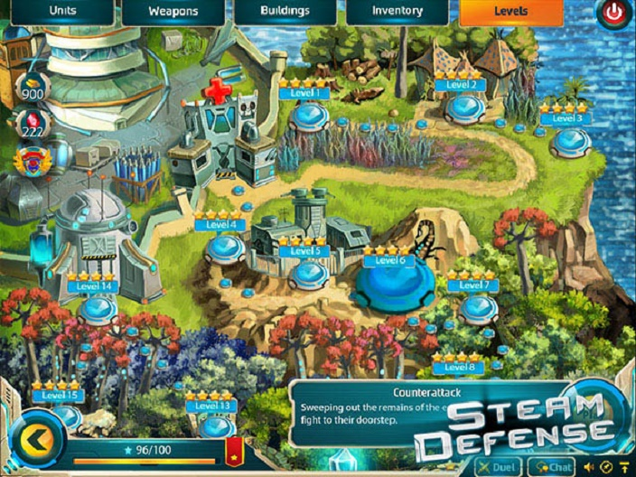 Steam Defense Screenshot 2