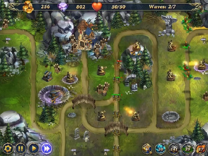 royal defense 2 Screenshot 2