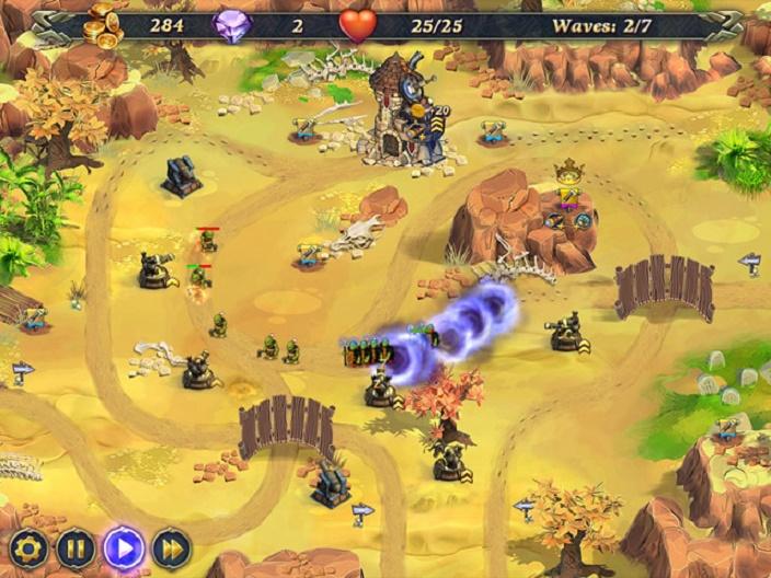 royal defense 2 Screenshot 3