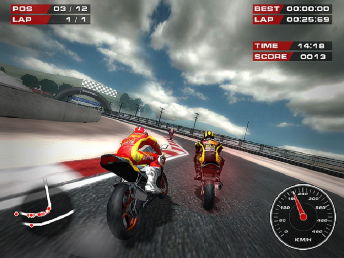 Super Bikes Screenshot 3