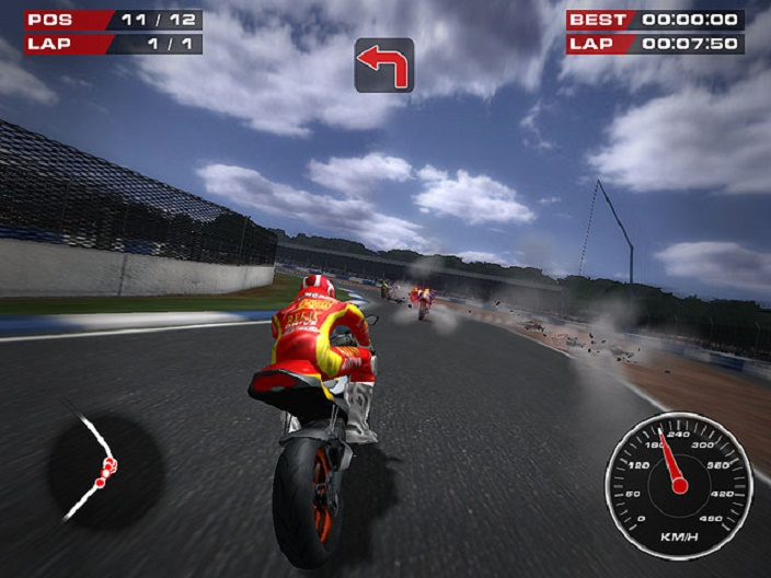 Super Bikes Screenshot