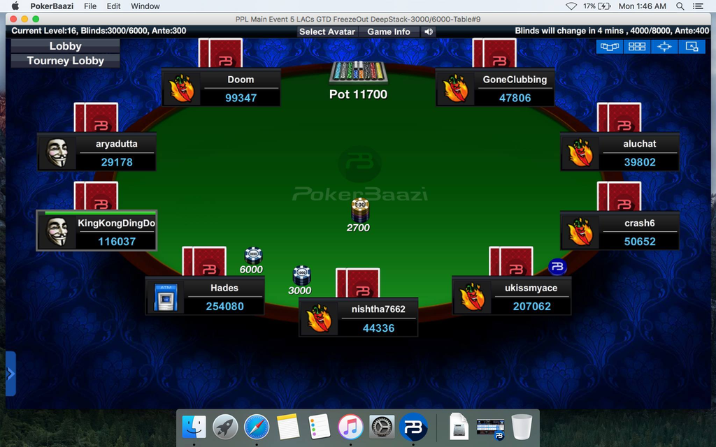 PokerBaazi Screenshot 2