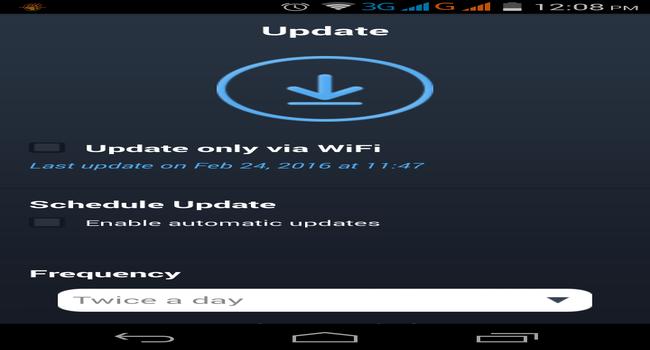 Venkasure Mobile Total Security+ Screenshot 5