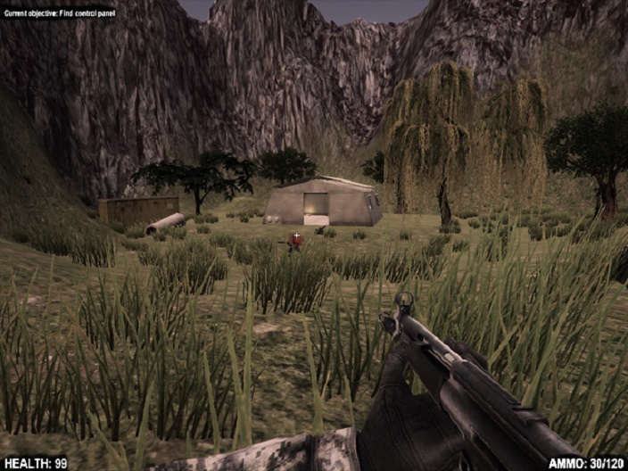 Mission: Escape From Island Screenshot 2