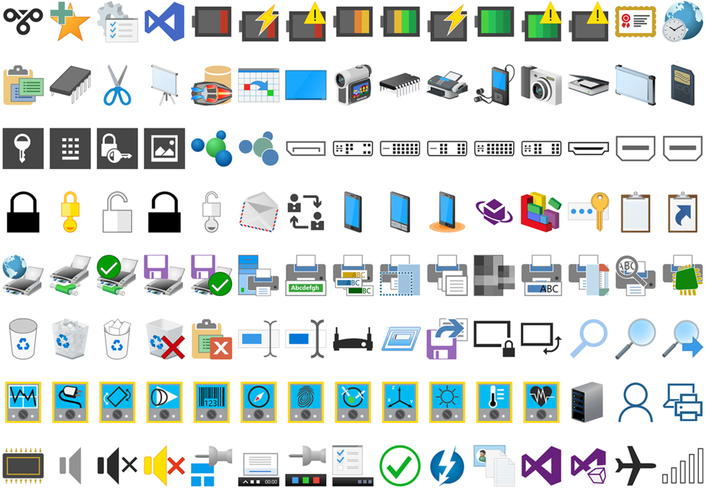 Subscription Icon Collection Screenshot 2