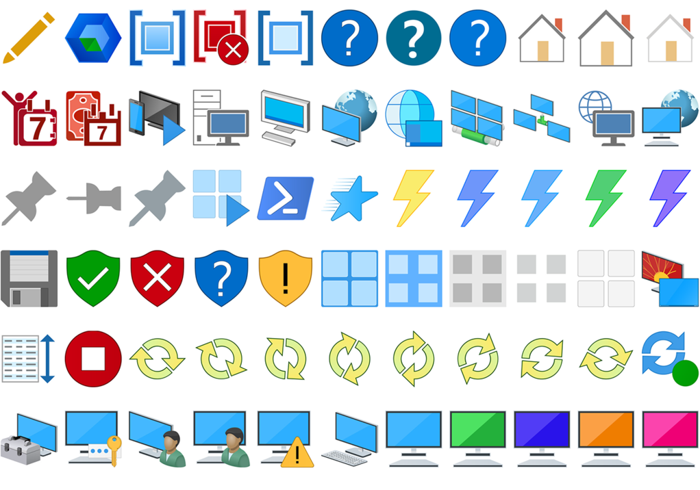 Subscription Icon Collection Screenshot 1