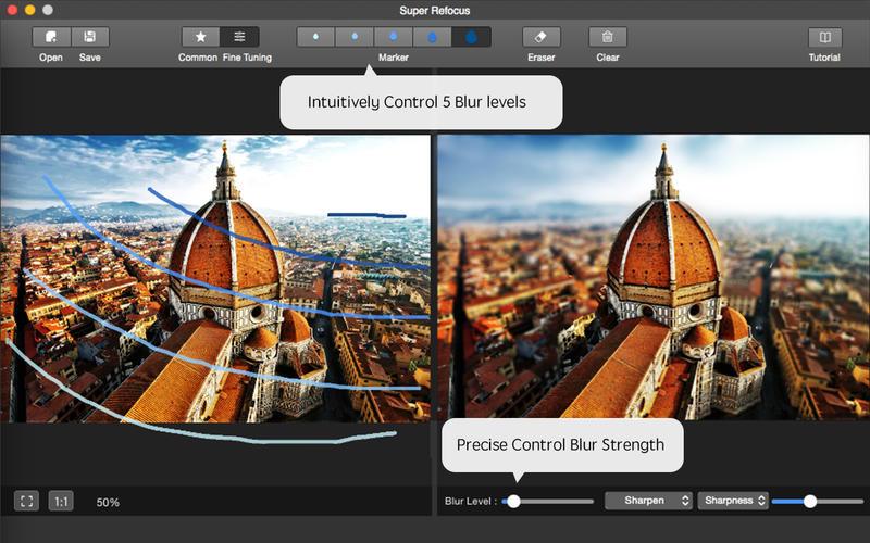 Super Refocus for Mac Screenshot 5