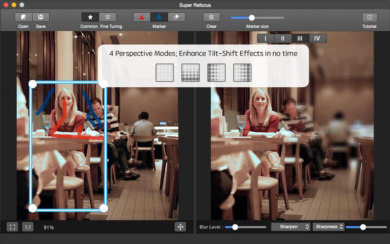 Super Refocus for Mac Screenshot 4