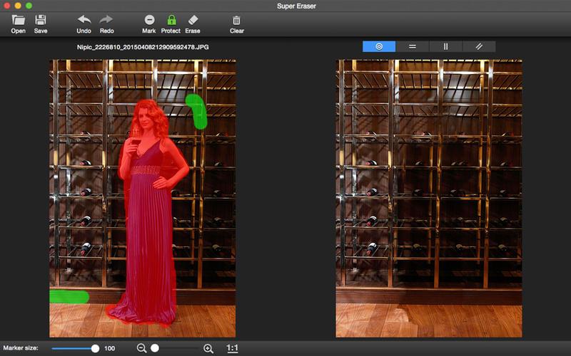 Super Eraser for Mac Screenshot 2