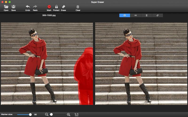 Super Eraser for Mac Screenshot 1