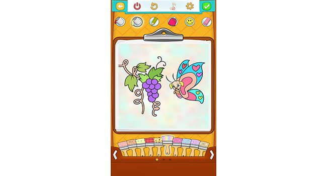 Butterfly Coloring Pages Screenshot 4