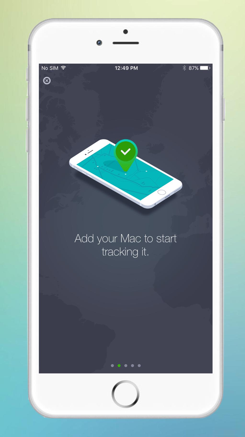 Track My Mac Screenshot 3