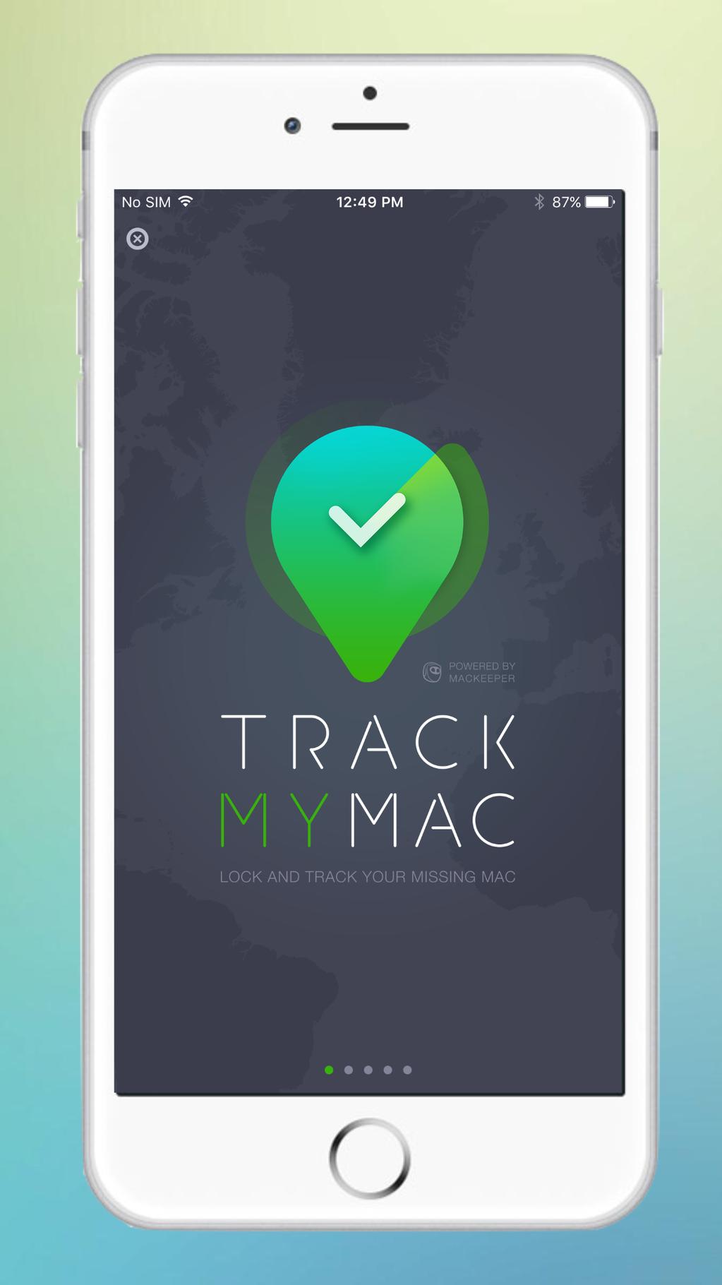Track My Mac Screenshot