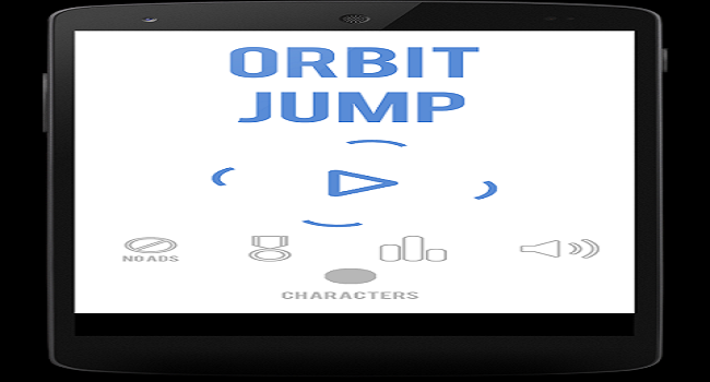 Orbit Jump - Switch up Circle Screenshot 2