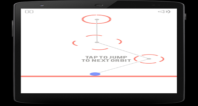 Orbit Jump - Switch up Circle Screenshot 1