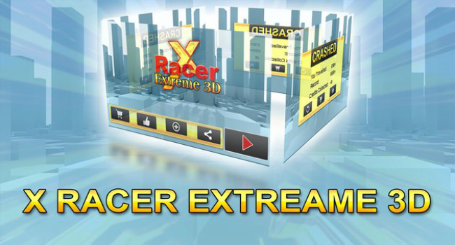 X Racer Extreme 3D Screenshot