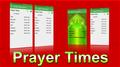 Prayer Times Special 4