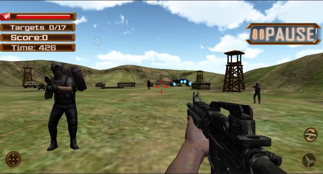 Commando Battle Game Screenshot 3