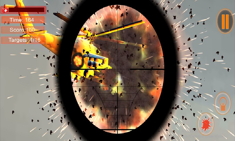 SSG Commando Sniper 3D Screenshot 2