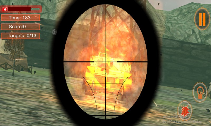 SSG Commando Sniper 3D Screenshot