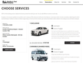 Shuttle Taxi Website - Vevs.com 3